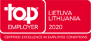 Top Employer 2020 Lithuania