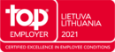 2021 Top Lithuania