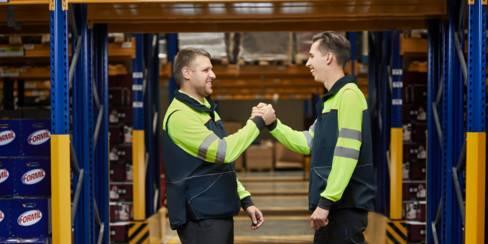 Lidl logistikos centro papildomos naudos darbuotojams 09 03